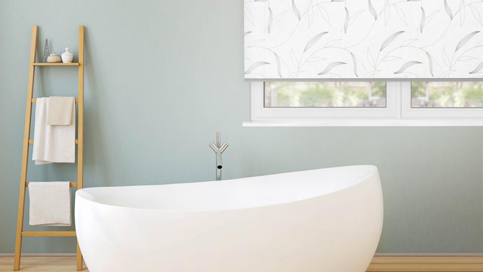 Maßgefertigte Rollos für Badezimmer und Feuchträume selbst ...