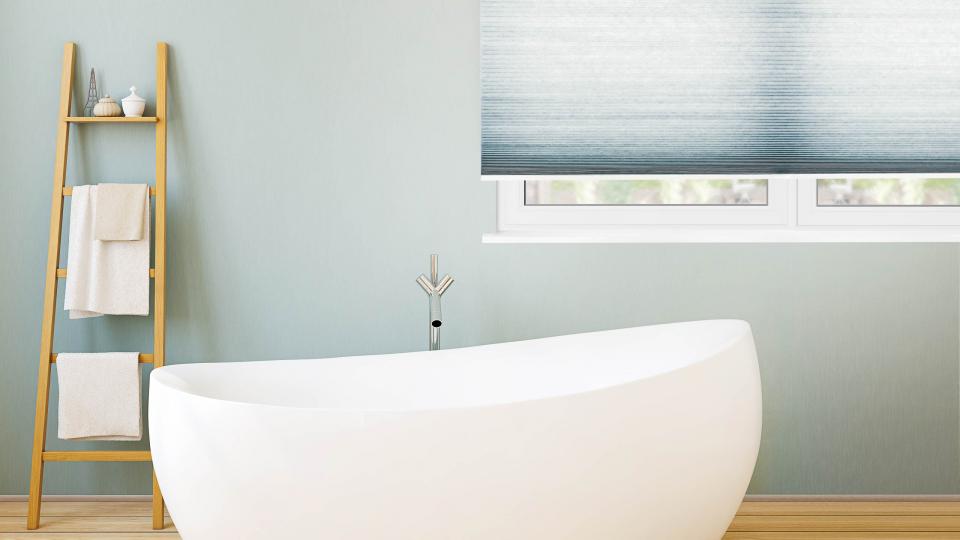 Konfiguriere dein maßgefertigtes Badezimmer Plissee nach deinem ...