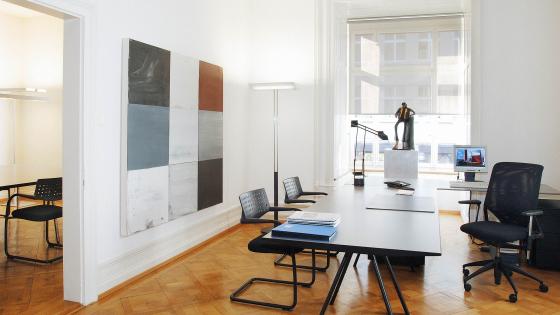 ma gefertigte rollos f r b ros und arbeitszimmer selbst. Black Bedroom Furniture Sets. Home Design Ideas
