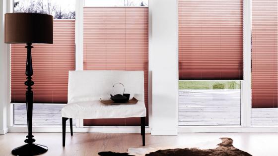 plissee nach ma zum kleben cool plissee blickdicht. Black Bedroom Furniture Sets. Home Design Ideas