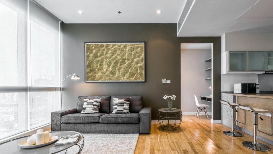 Dein Wohnzimmer Rollo nach Maß zum selbst konfigurieren | Sonevo